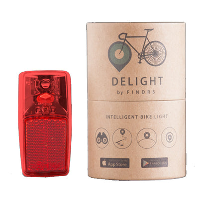 Findrs DeLight Rear Bike Lights