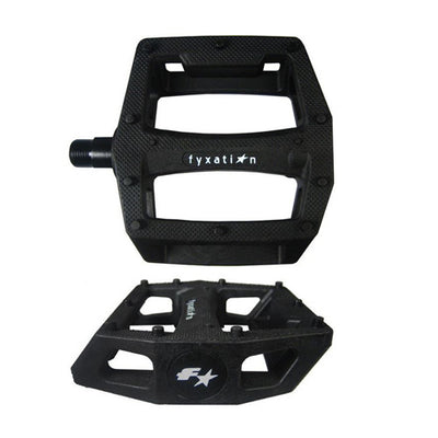 Fyxation Gates Pedals - Black