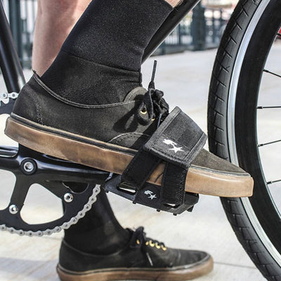 Fyxation Gates Straps - black