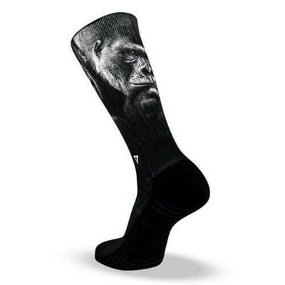 Lithe Silver Back Gorilla Socks