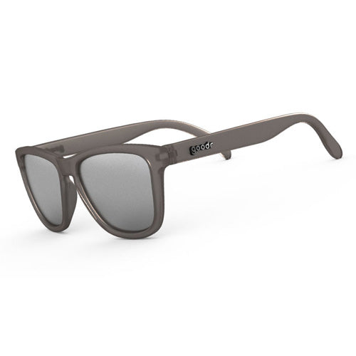 Goodr Sunglasses - Going to Valhalla...Witness - Grey Frame and Lens