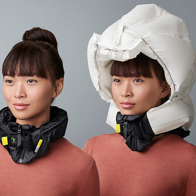 Hovding 3.0 Airbag Bike Helmet for Urban Cyclists
