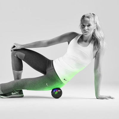 Vibration in a massage ball Hyperice HyperSphere