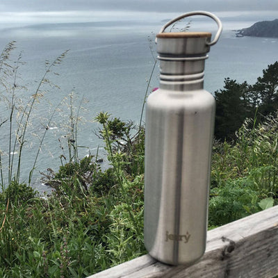 Jerry Bottle Reusable Steel Water Bottle
