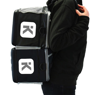 KitBrix Black Icon Bag