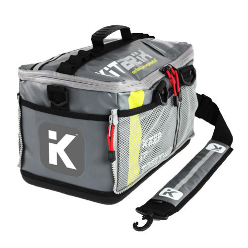 Kitbrix Grey Icon Sports Bag