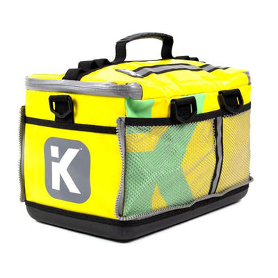 Kitbrix Yellow Icon Sport Bag