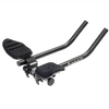 Redshift Sports Clip on Aerobars for Triathlon - L Bend