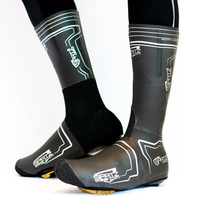 SPATZ Wear Legalz UCI Race Cycling Overshoes