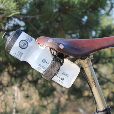 Louri Bike Frame and Saddle Seat Strap