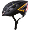 Lumos Bike Helmet with lights - Charcoal Black