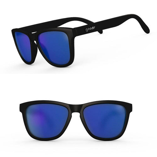 Goodr Sunglasses - Mick and Keith's Midnight Ramble - Black
