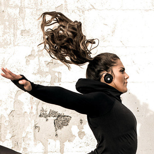 Miiego AL3+ Freedom Headphones - Woman Black