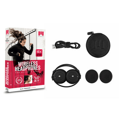 Miiego AL3+ Headphones - Woman Black