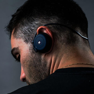 Miiego AL3+ Freedom over the ear Headphones - Dust Blue Ltd Edition