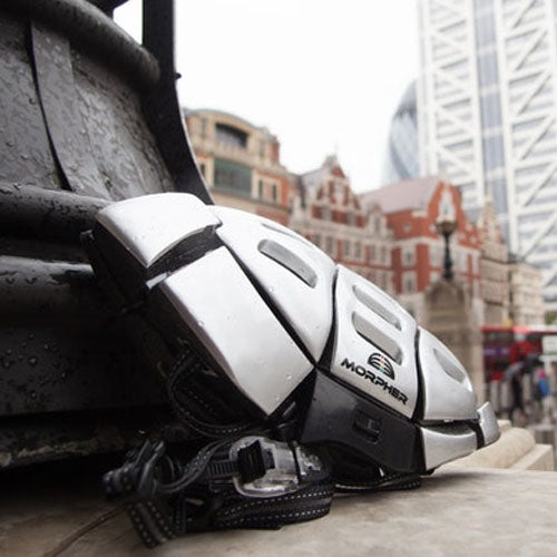 Morpher Foldable Bike Helmet