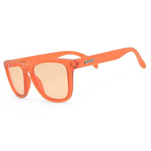 Goodr Sunglasses - Orange you Glad we Didn't say Banana