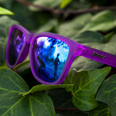 Goodr Sunglasses - Reginald The Unicorn's Unicolors - Gardening with a Kraken