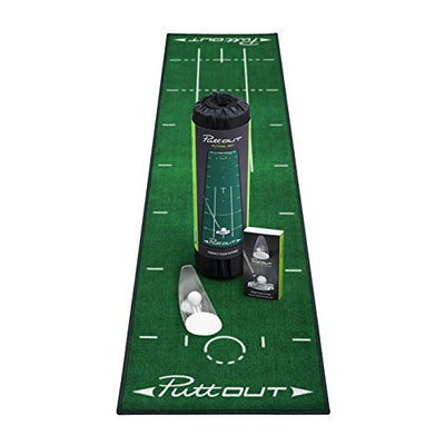 Putt Out Putter Training Aid