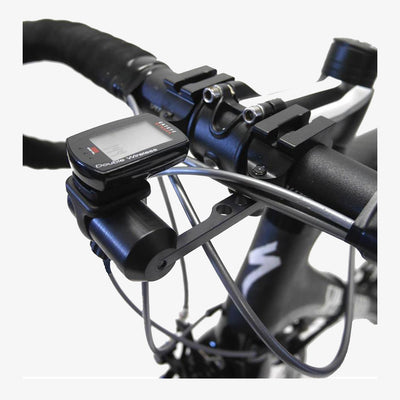 Redshift Sports Clip on Aerobars for Road Bike - Computer Mount