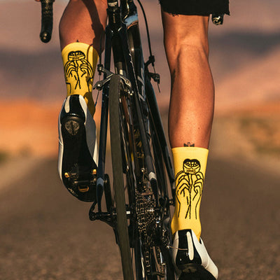 Pacific and Co Road Rebel Cycling Socks