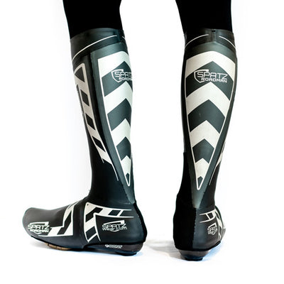SPATZ Wear Roadman Reflective Cycling Overshoes