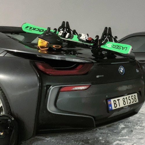 Sea Sucker - Pallavicini Ski Snowboard Rack for cars