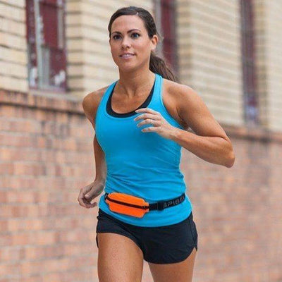 Spibelt Original Running Belt Orange