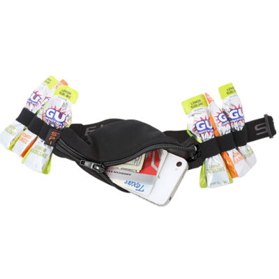 Spibelt Energy Running Belt with 6 Energy Gel Loops