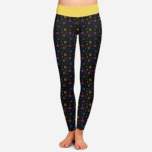 Runique Leggings - Star Light, Star Bright