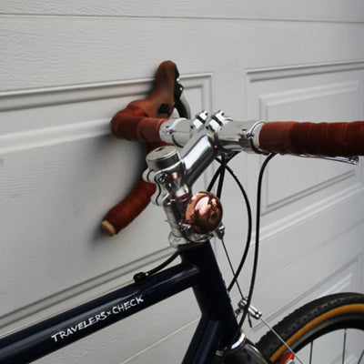 Crane Mini Suzu Bike Stem Bell - Copper