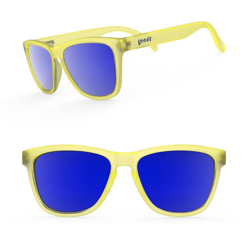 Goodr Sunglasses - Swedish Meatball Hangover - Yellow