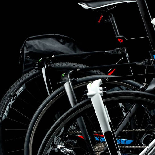 Tailfin Bike Rack - Carbon, Black, White - Matte and Gloss