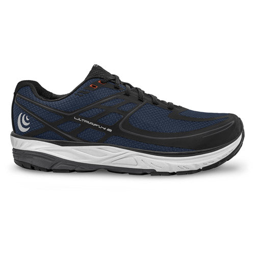 Topo Ultrafly 2 - mens running shoes - navy / black