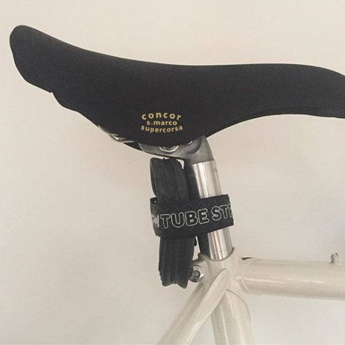 Tube Strap for Bike Saddle Bag