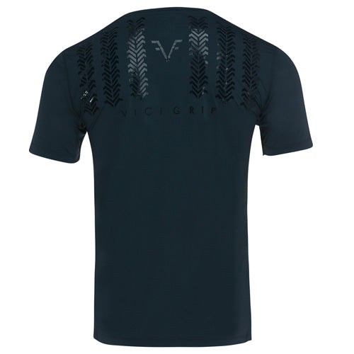 Vice Grip Evo Gym Shirt - Midnight Blue Male