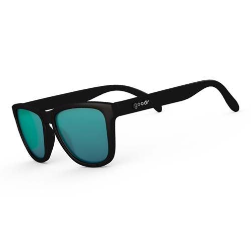 Goodr Sunglasses - Vincent's Absinthe Night Terrors - Black