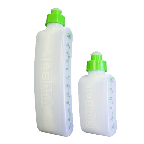 Flipbelt Water bottle perfect for running belts