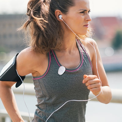 Wearsafe Running Safety Tag - Alert friends