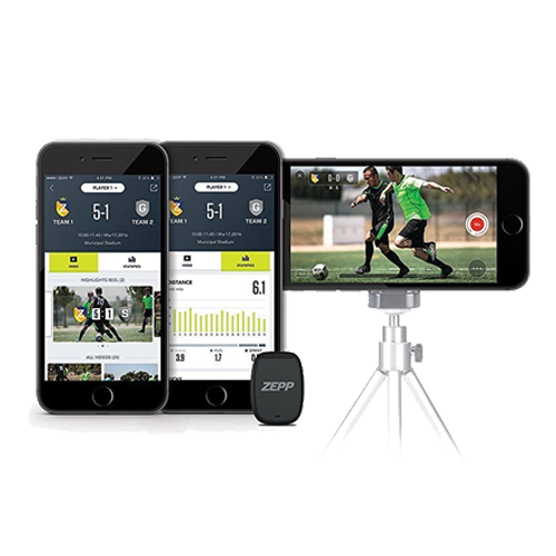 ZEPP Football & Soccer Boot Tracker