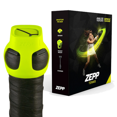Zepp 2 Tennis Swing Tracker for your racket