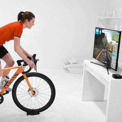 Zwift Cycling Virtual Training Indoors - Compete against others online