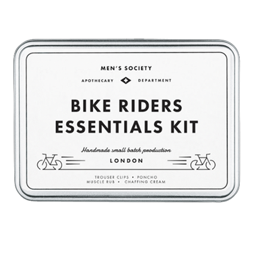 Mens Society Bike Riders Essentials Kit