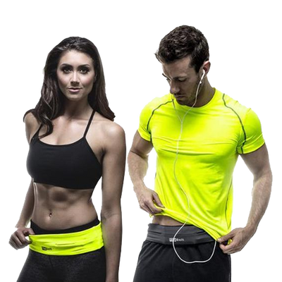 FlipBelt the original No Bounce Running Belt - Kit Radar