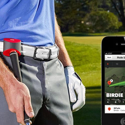 Game Golf Course GPS Golf Shot Tracking Tags