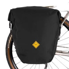 RESTRAP Pannier Bag - Large - Black