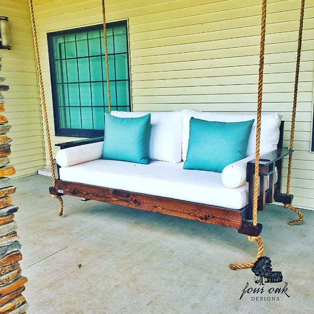 Want A Custom Engraving?... Yea, We Can Do That!  #fouroakbedswings . #bedswing #love #customengraving #madeinamerica🇺🇸 #outdoorlivingspace #hangingbed #interiordesign #bedsaremadeforswinging