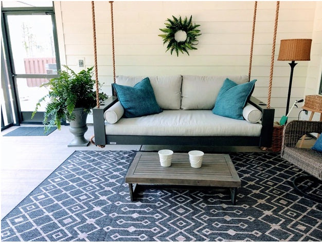 9 Ways to Revitalize Your Home and Life with a Daybed Porch Swing