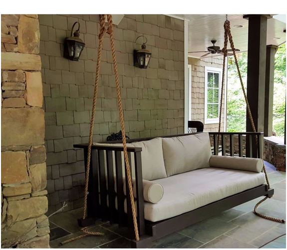 What's To Love About A Patio Swing?