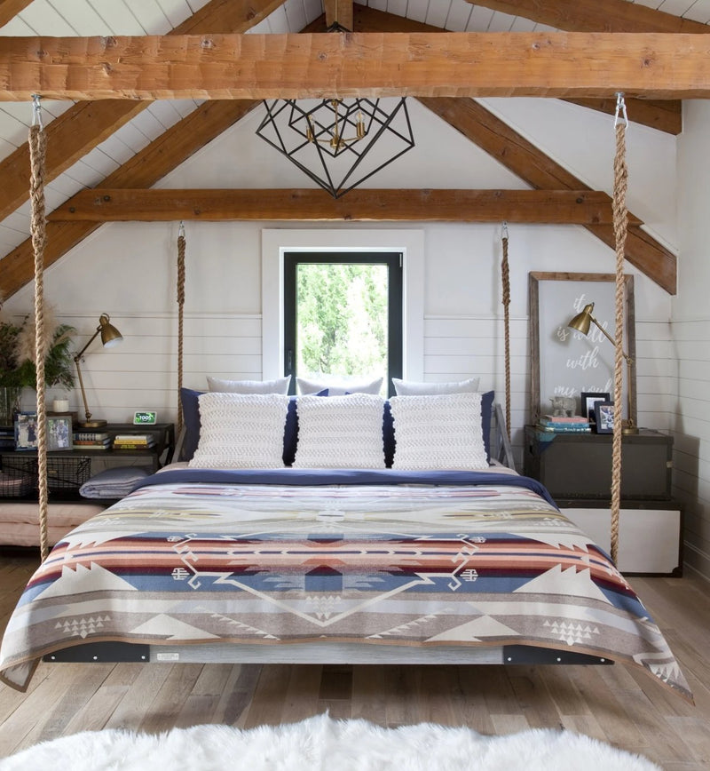 The Hanging Bed